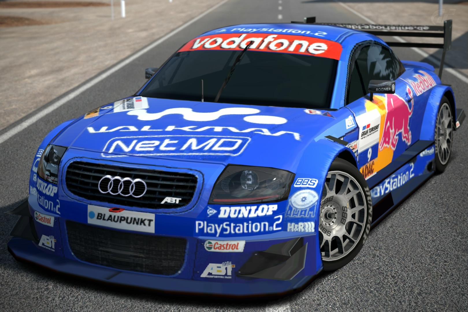 Image Audi Abt Audi Tt R Touring Car 02 Jpg Gran