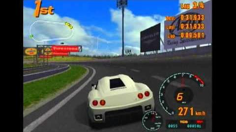 Gran Turismo 3 Tommykaira ZZII Gameplay