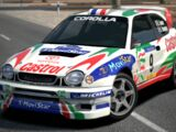 Toyota COROLLA Rally Car '98