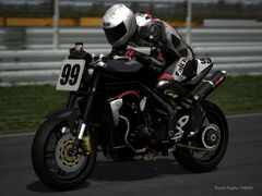 Triumph Speed Triple RM