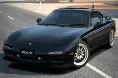 Mazda éfini RX-7 Type RZ (FD) '93
