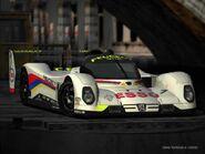 Peugeot 905 Race Car '92 (Esso)