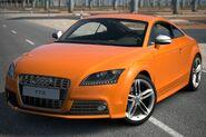 Audi TTS Coupe '09