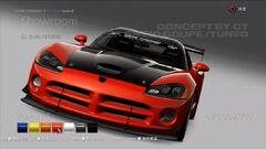 Dodge Viper SRT-10 Coupe-Tuned