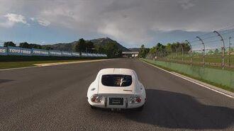 Gran Turismo Sport - Toyota 2000GT '67 Gameplay