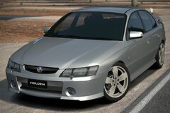 Holden Commodore SS '04 (GT6)