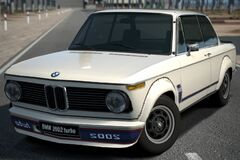 BMW 2002 Turbo '73 (GT6)