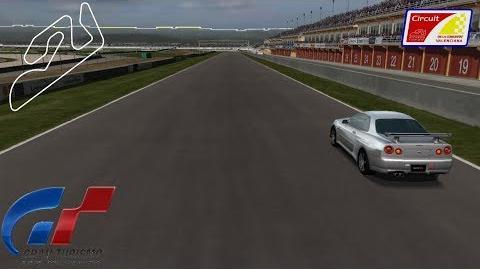 Circuit de Valencia 1 Lap Attack - GT PSP