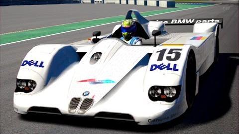 GT6 Event 700PP Race Car Time Attack BMW V12 LMR Setup Monza 2014