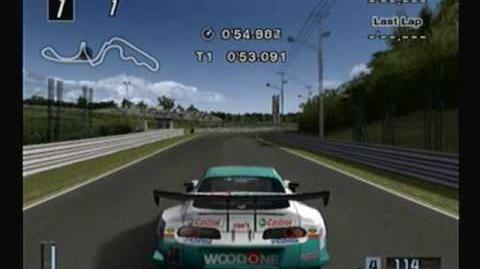 Gran Turismo 4, 642 of 708 cars- 2003 Toyota Woodone Tom's Supra (JGTC)