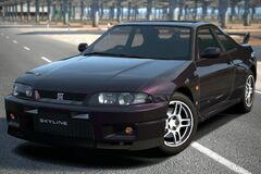 Nissan SKYLINE GT-R (R33) '97