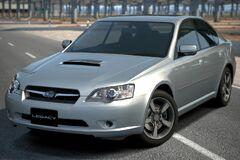 Subaru LEGACY B4 2.0GT '03