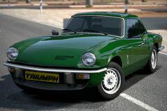 Triumph Spitfire 1500 '74
