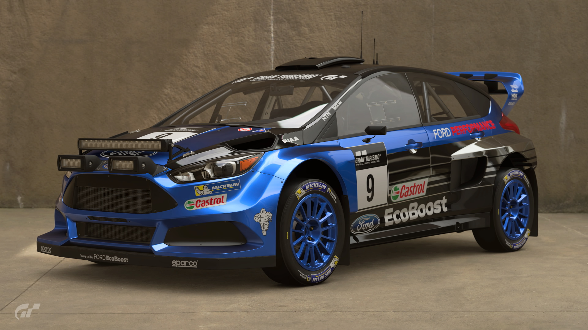 Ford Focus Gr.B Rally Car   Gran Turismo Wiki   FANDOM powered by Wikia