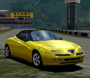 Alfa Romeo Spider 2.0 TS '98
