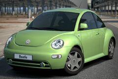 Volkswagen New Beetle 2.0 '00