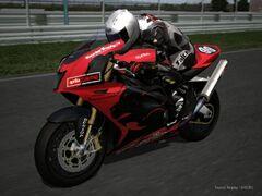 Aprilia RSV1000R Factory RacingModify