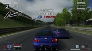 Gran Turismo 4 - Nissan SKYLINE GT-R V-spec (R34) '99 Cockpit View PS2 Gameplay HD
