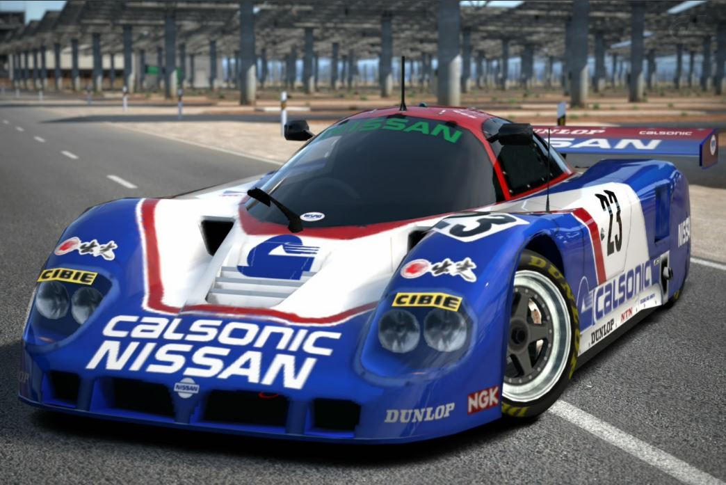 nissan r89c race car 39 89 gran turismo wiki fandom powered by wikia. Black Bedroom Furniture Sets. Home Design Ideas