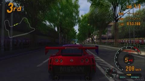 Gran Turismo Concept 2002 Tokyo-Geneva - Nissan GT-R Concept LM Race Car PS2 Gameplay HD