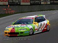 -R-Honda CIVIC SiR-II (EG) '93