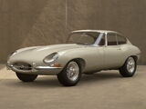 Jaguar E-TYPE Coupe '61