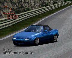 Mazda MX-5 S-Special (NA, J) '93