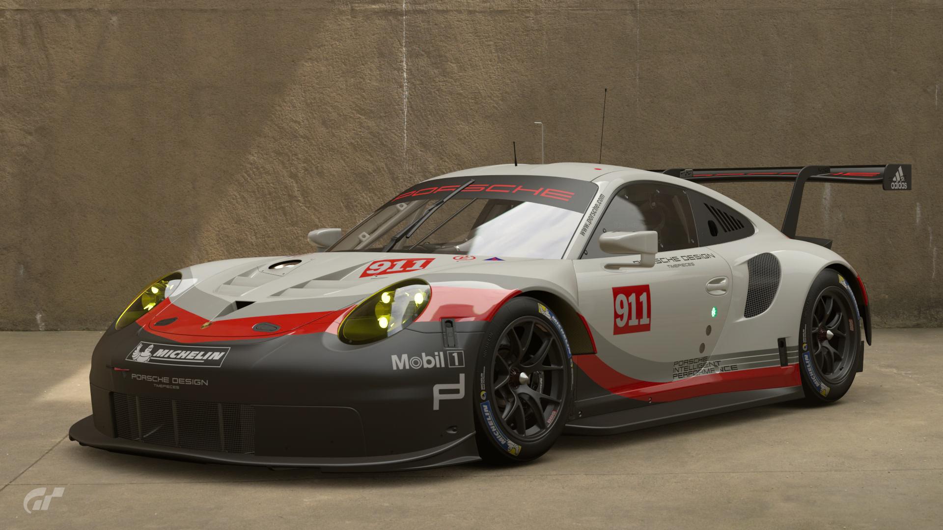 Porsche 911 RSR (991) '17 | Gran Turismo Wiki | FANDOM powered by Wikia