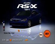 Acura RSX Type-S '01
