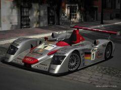 Audi R8 Race Car '01