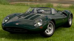 Jaguar XJ13 Race Car '66