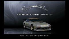 Mazda BP FALKEN RX-7 (D1GP) '03