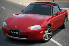 Mazda MX-5 1.8 RS (NB, J) '98