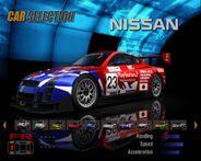 Nissan GT-R Concept LM Race Car (GTC)