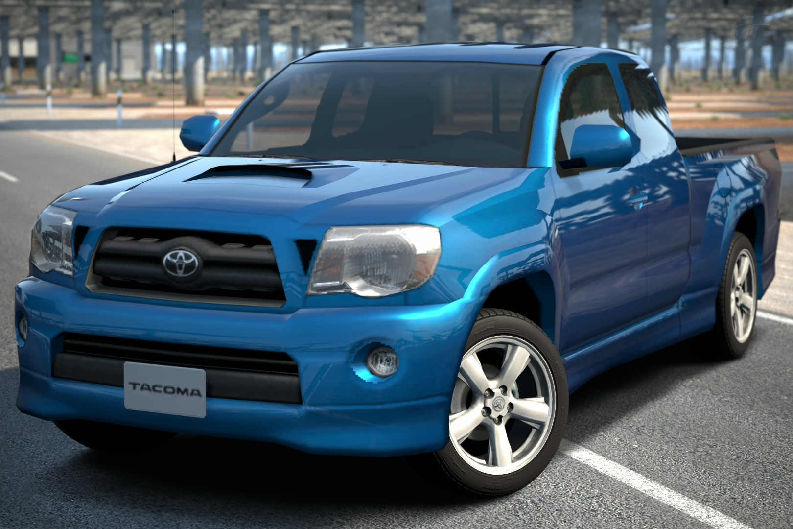 Toyota Tacoma X Runner 04 Gran Turismo Wiki Fandom Powered By Wikia