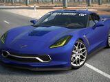 Chevrolet Corvette Stingray Gran Turismo Concept '13