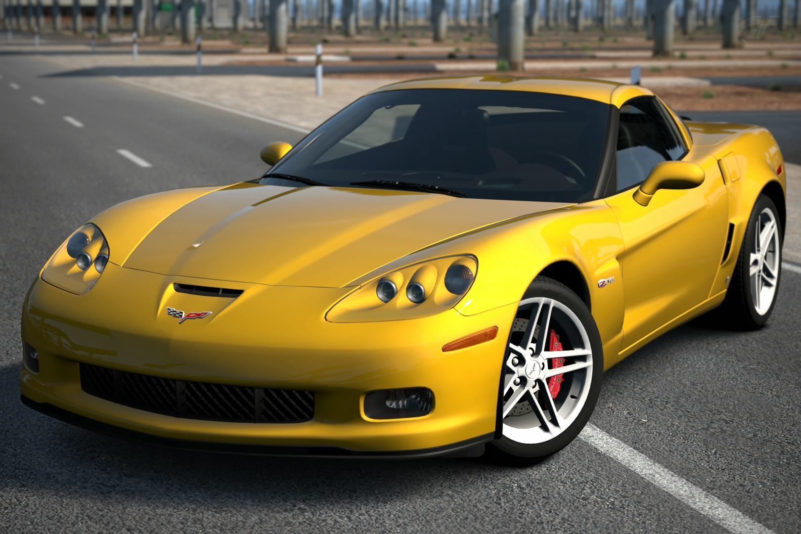Chevrolet Corvette C6 Gran Turismo Wiki Fandom Powered By Wikia