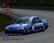 -R-Nissan SKYLINE GTS-R (R31) '87