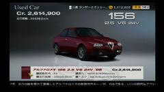 Alfa Romeo 156 2.5 V6 24V '98