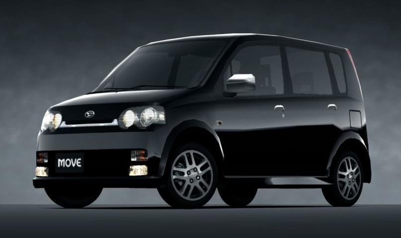 Daihatsu Move Custom Rs Limited 02 Gran Turismo Wiki Fandom