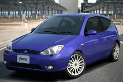 Ford Focus ST170 '03 (GT6)