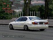 Nissan Primera 2.0Te-V '98 (Rear)