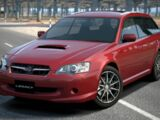 Subaru LEGACY Touring Wagon 2.0GT spec.B '03