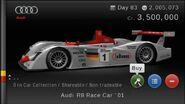 Audi R8 Race Car '01 (GTPSP)