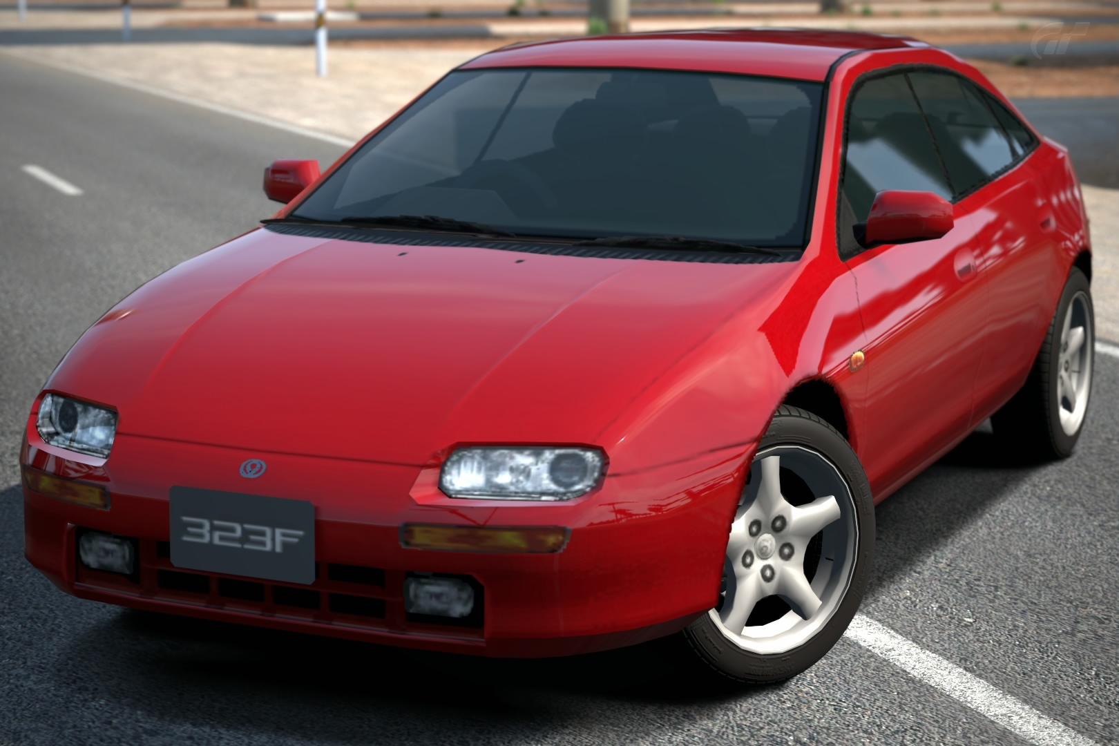 Mazda 323f 93 gran turismo wiki fandom powered by wikia mazda 323f 93 altavistaventures Images