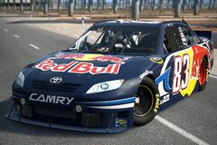 2010 Brian Vickers ♯83 Red Bull TOYOTA CAMRY '10
