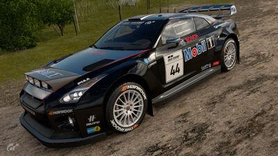 nissan gt-r gr.b rally car | gran turismo wiki | fandom poweredwikia