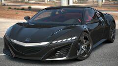 Honda NSX CONCEPT '13