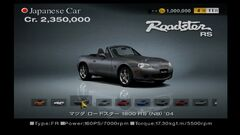 Mazda Roadster 1800 RS (NB) '04