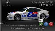 Mercedes-Benz CLK Touring Car '00 GTPSP